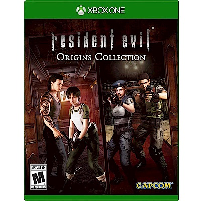惡靈古堡 起源精選輯 Resident Evil - XBOX ONE 中英日文美版