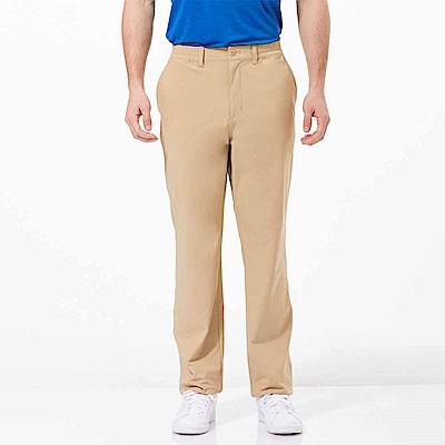【HAKERS 哈克士】男 抗UV快乾彈性修身長褲-卡其