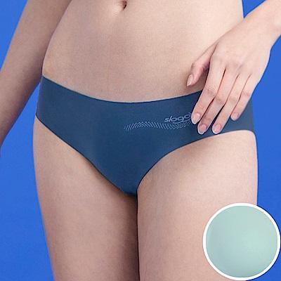 sloggi-ZERO FEEL零感系列平口無痕內褲M-L(薄荷綠)