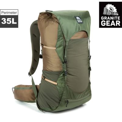 Granite Gear Perimeter 35 登山健行背包 / 松樹綠 / 茶色