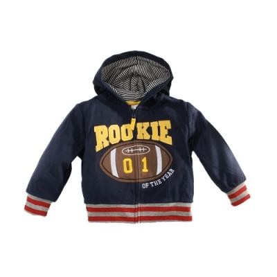 魔法Baby 1~3歲嬰幼兒外套 秋冬厚款保暖連帽外套  k61355