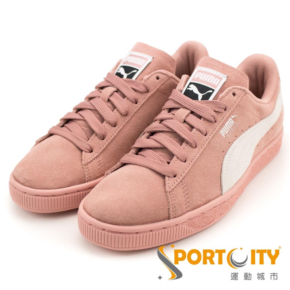 PUMA-女休閒鞋-粉紅35546267