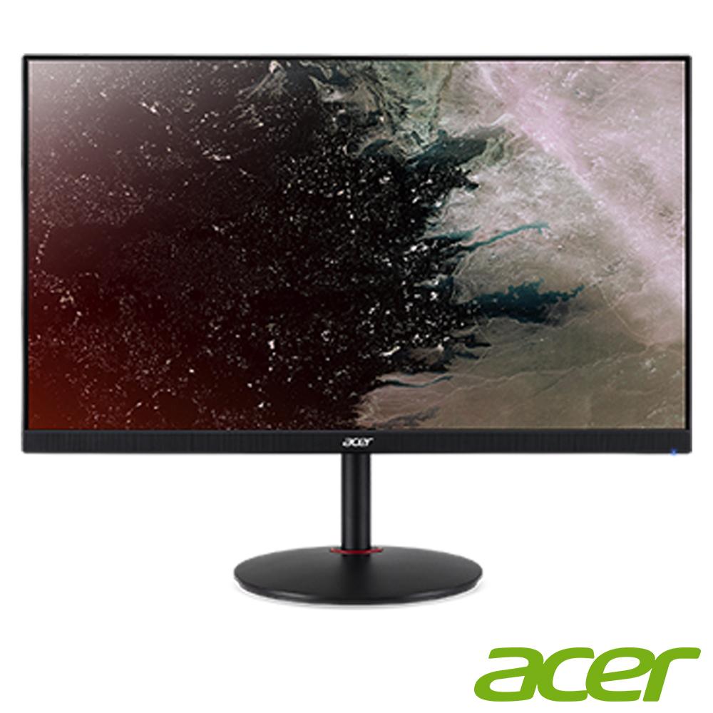 Acer XV272U P 27型IPS 薄邊框2K極速電競電腦螢幕(福利品)