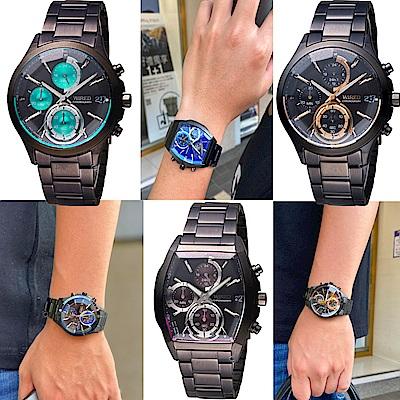 SEIKO WIRED 日系潮流三眼計時男錶-多品任選均價