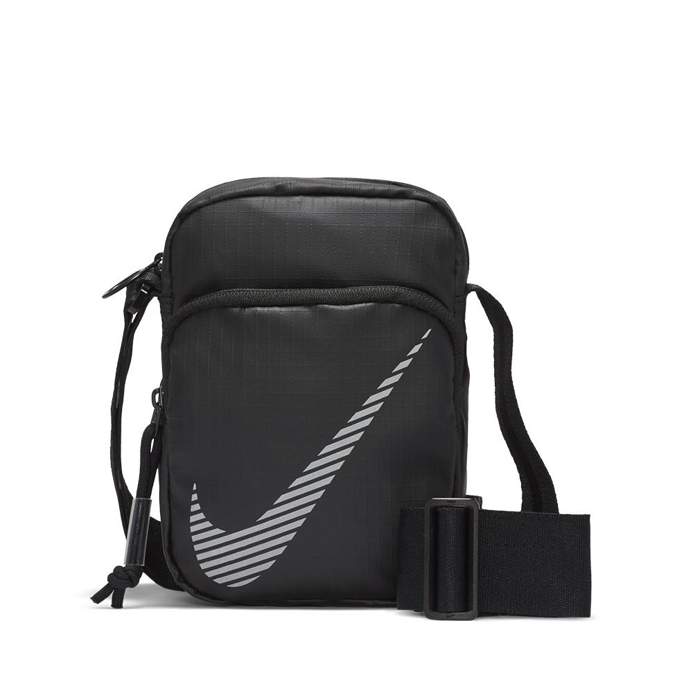 NIKE 側背包 斜背包 小包 運動包 黑 DB4696010 SPORTSWEAR HERITAGE