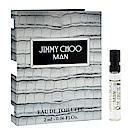 Jimmy Choo 同名男性淡香水 針管小香 2ml