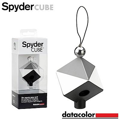 Datacolor Spyder Cube 數位影像校正 立體灰卡