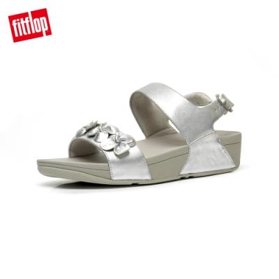 FitFlop RINGER FLOWER SANDAL 銀色