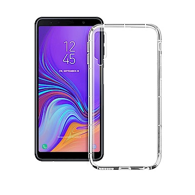 Xmart for Samsung Galaxy A70 加強四角防摔空壓殼