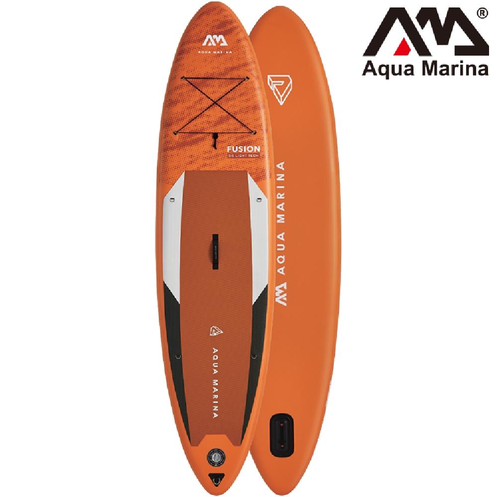 Aqua Marina BT-21FUP 充氣立式划槳 Fusion  橘色
