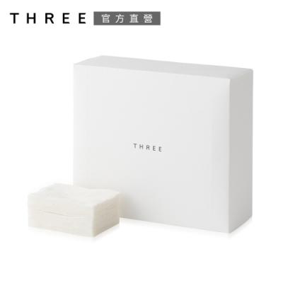 THREE 有機化妝棉R