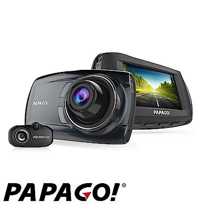 PAPAGO! GoSafe S810  前後雙鏡頭SONY感光元件行車記錄器-快