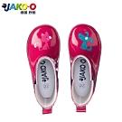 JAKO-O 德國野酷-Lili&Rex 雨靴-葡萄紅 (兒童雨鞋)