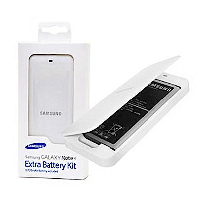 SAMSUNG 三星 Galaxy Note4 N910U 原廠電池+電池座充(加贈保護貼