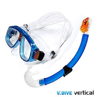 【V.DIVE Combo】威帶夫潛水兒童系列(C204B 天空藍)