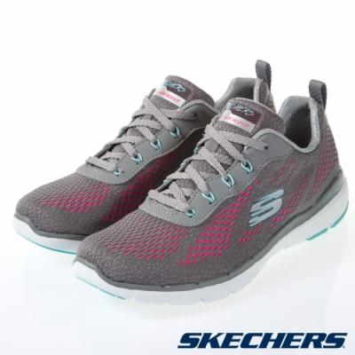 SKECHERS 女運動系列 FLEX APPEAL 3.0 - 13475GYHP