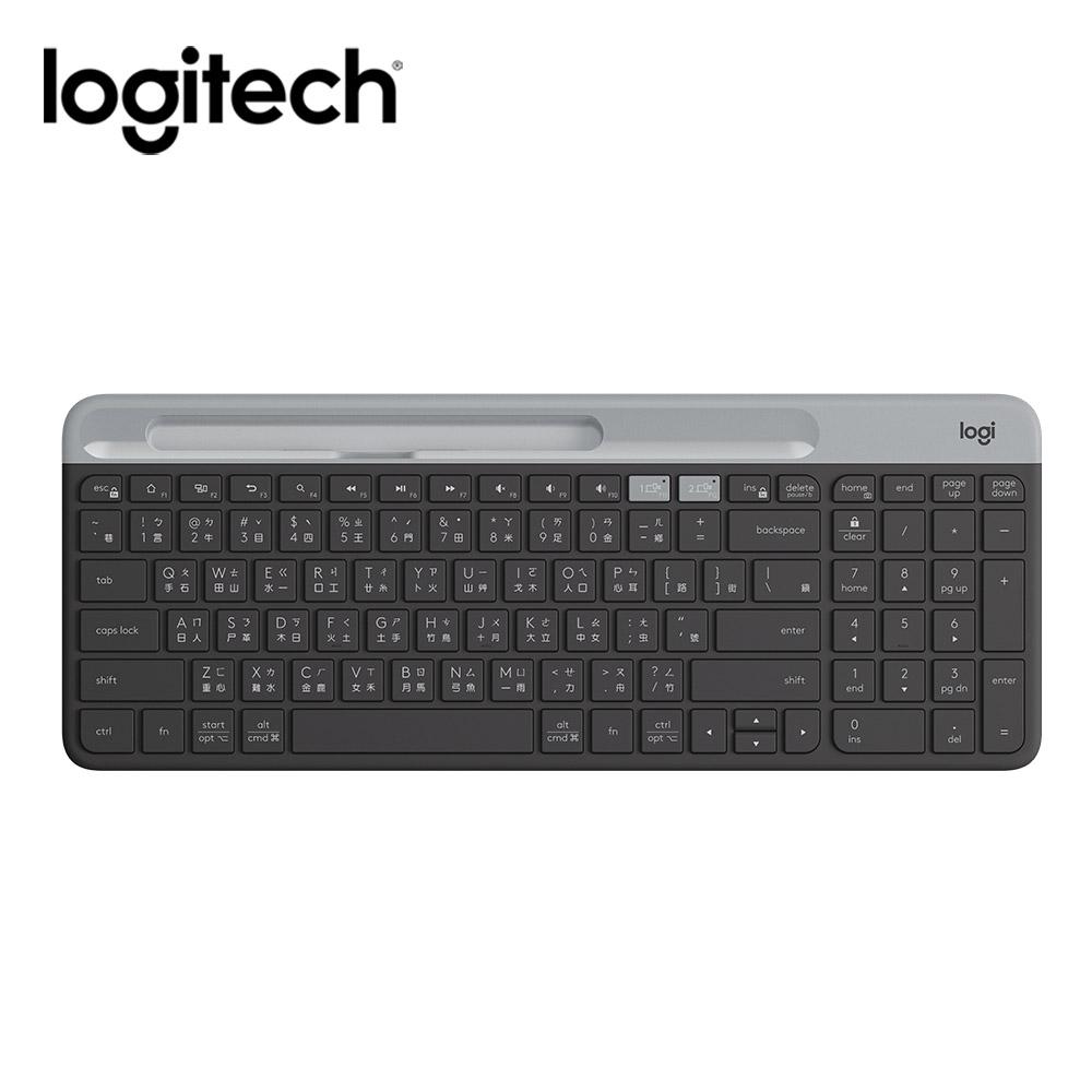 羅技 K580超薄跨平台藍芽鍵盤 product image 1