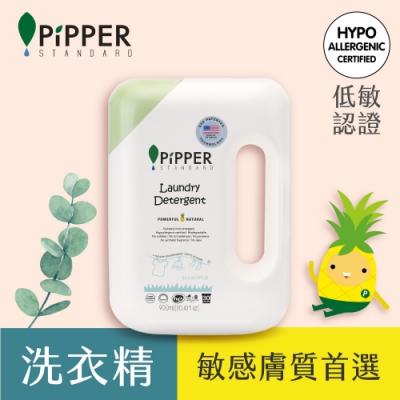 PiPPER STANDARD沛柏鳳梨酵素洗衣精(尤加利) 900ml