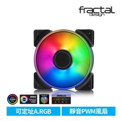 【Fractal Design】 Prisma AL-12 PWM ARGB 12cm風扇