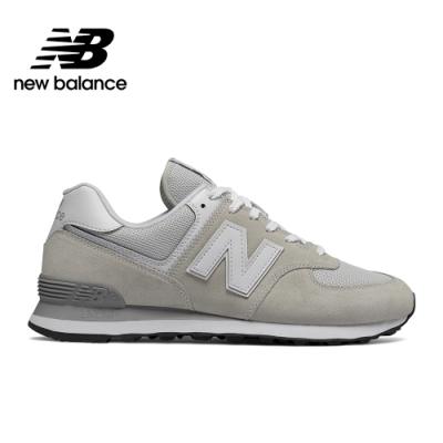 【New Balance】 復古鞋_中性_米白_ML574EGW-D楦