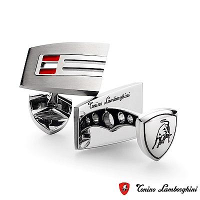 藍寶堅尼Tonino Lamborghini CORSA Red 袖釦