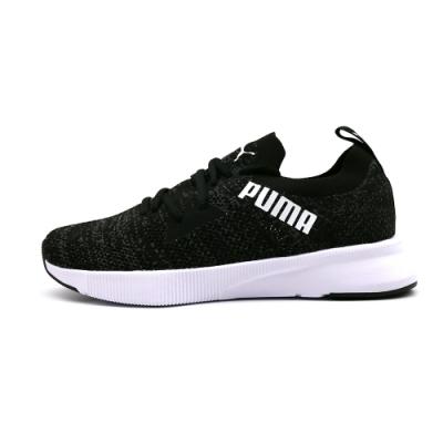 PUMA Flyer Runner Engineer Knit Wns女慢跑鞋-黑-19279101