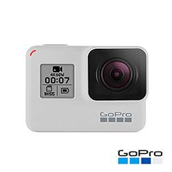 GoPro-HERO7 Black運動攝影機 暮光白CHDHX-702