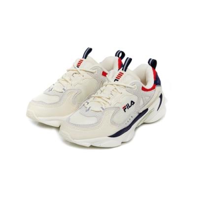 FILA SKIPPER 中性慢跑鞋-丈青 4-J528U-234