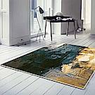 范登伯格 - 彩繪 進口地毯 - 交融 (133 x 190cm)