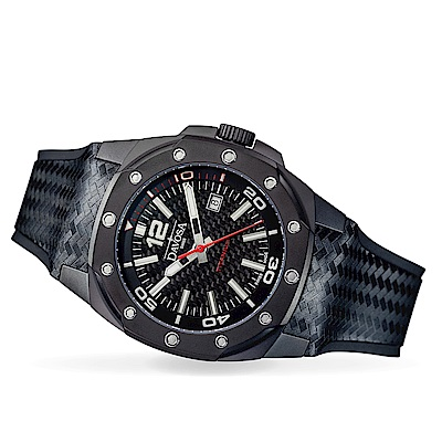 DAVOSA DAVOSA NEW Titanium 極限競技純鈦手錶-碳纖維錶面/PVD