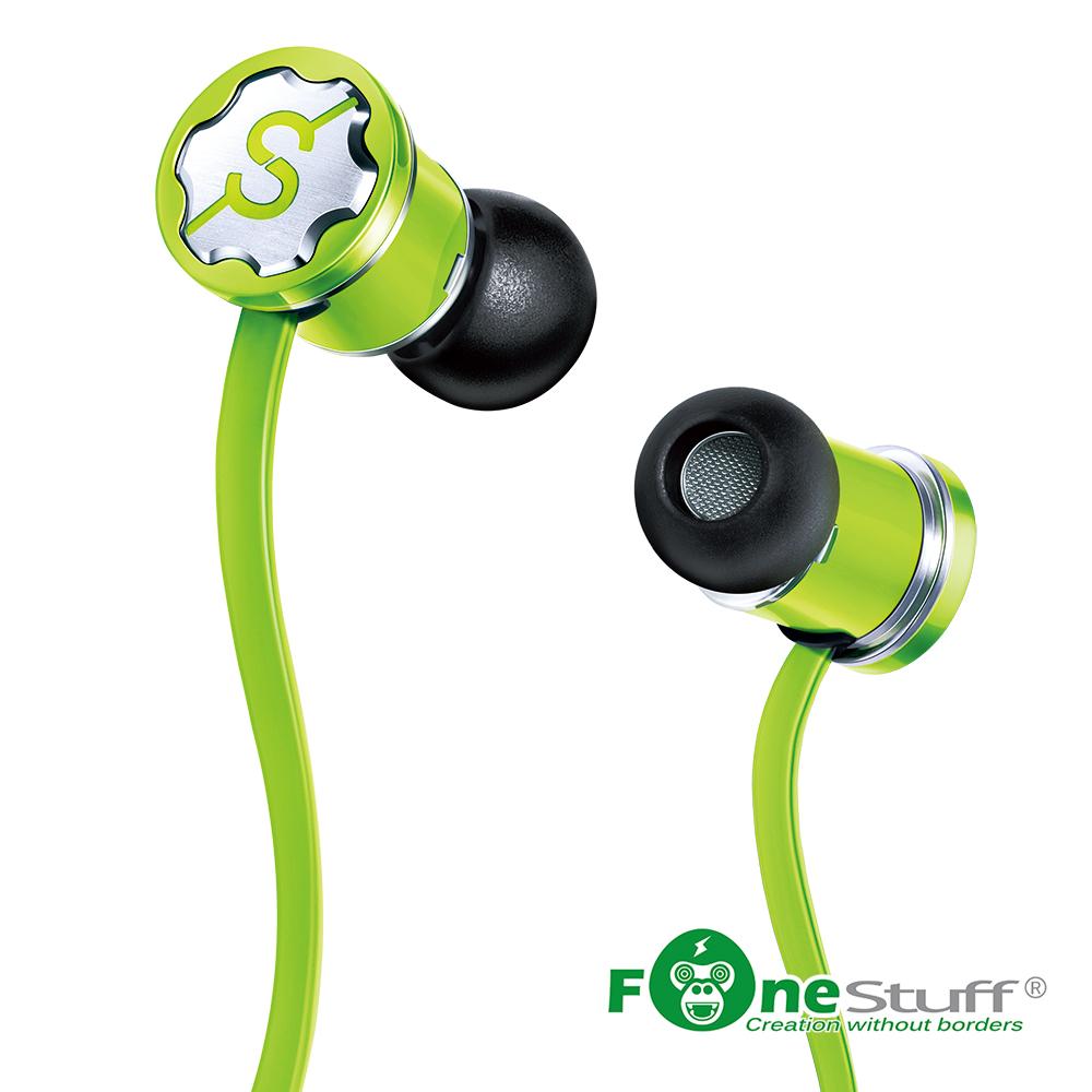Fonestuff Fits 抗噪重低音耳塞式耳機(轉) @ Y!購物