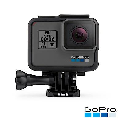 GoPro-HERO6-Black運動攝影機CHD