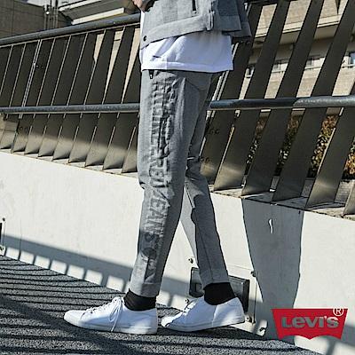 Levis 男款 針織休閒褲 LEJ 3D褲 Logo邊條 機能散熱設計