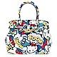 SAVE MY BAG Miss系列Hello Kitty輕量托特包-藍色 product thumbnail 1