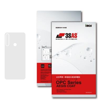 iMOS 小米 紅米 Note 8T 3SAS 疏油疏水 背面保護貼