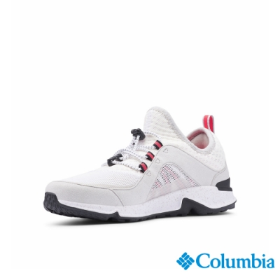 Columbia 哥倫比亞 女款- 輕量多功能健走鞋-白色 UBL00880WT