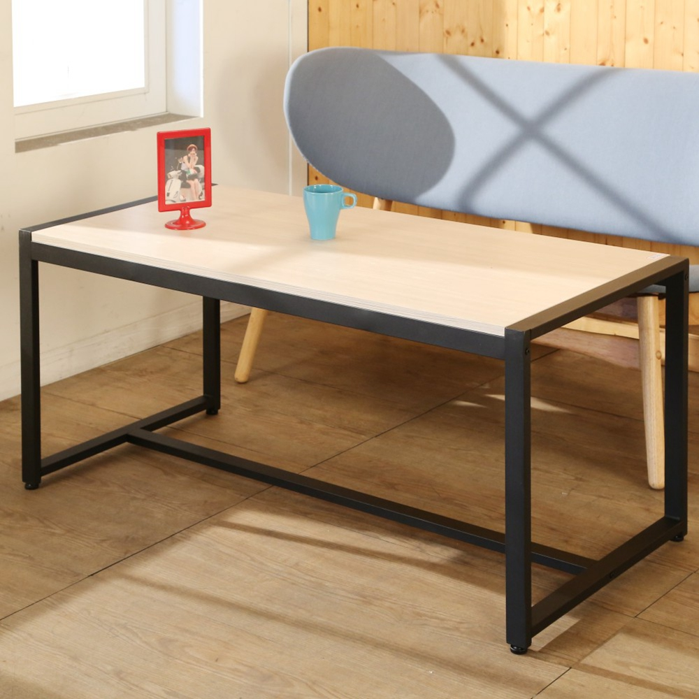 BuyJM防潑水淺橡木紋大茶几桌/餐桌(寬128公分)-DIY