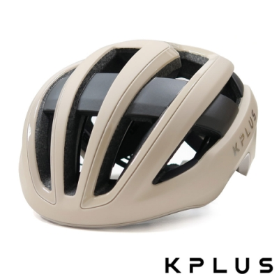 KPLUS 單車安全帽S系列公路競速360度全視角反光警示系統NOVA Helmet-杏沙白