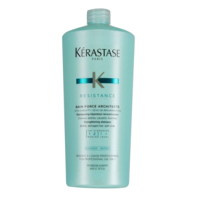 KERASTASE卡詩 煥髮重建髮浴1000ML(贈壓頭)