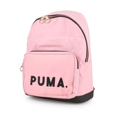 PUMA Originals雙肩後背包 粉-07664503