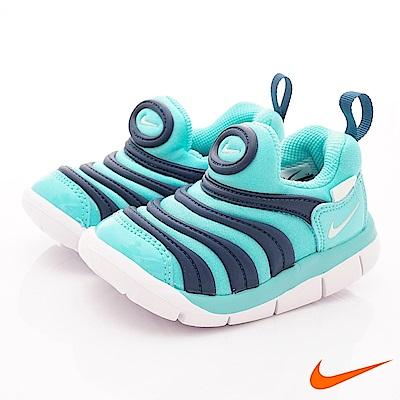 NIKE 毛毛蟲休閒童鞋 3938-310藍(寶寶段)