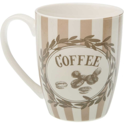 《VERSA》瓷製馬克杯(條紋350ml)