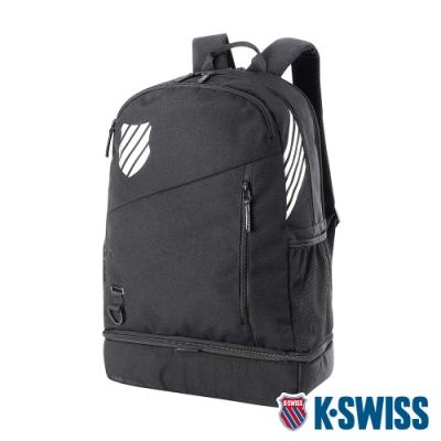 K-SWISS Performance Backpack運動後背包-黑