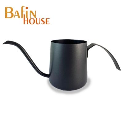 Bafin House不鏽鋼靚黑大斜把細口壺350ml