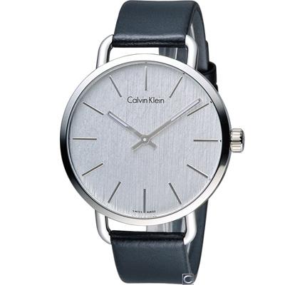 Calvin Klein K7B even 頁岩自然風格時尚腕錶(K7B211C6)