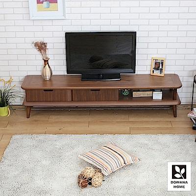 多瓦娜 摩納哥實木6尺電視櫃-寬179.5x深39.5X高40