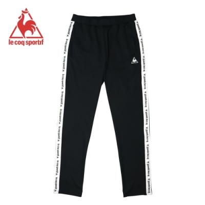 法國公雞牌運動長褲 LOK8370199-男-黑