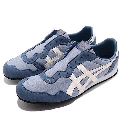 Asics 休閒鞋 Serrano SLIP-ON 復古 男女鞋
