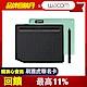 【動漫學習包】Wacom Intuos Comfort Small 藍牙繪圖板(綠) product thumbnail 1