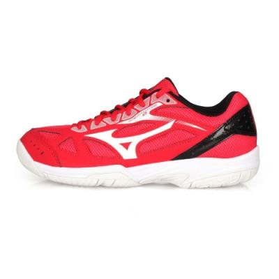 MIZUNO 男女 排球鞋 CYCLONE SPEED 2 紅白黑